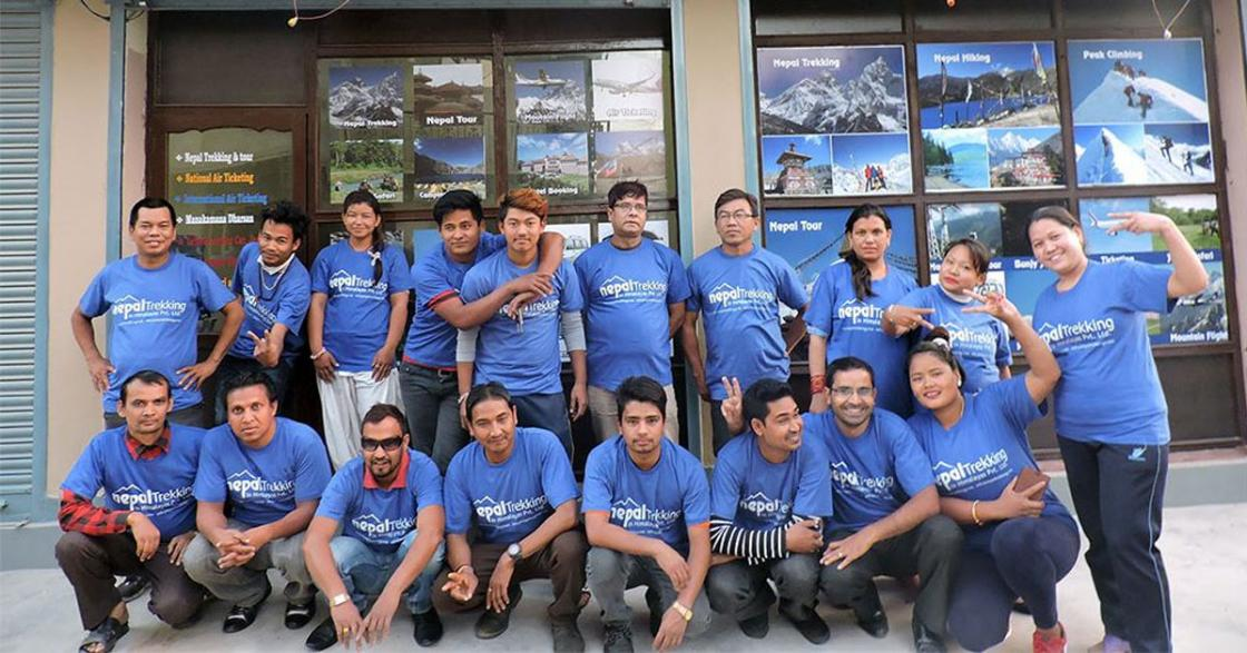 Nepal Trekking in Himalaya Pvt Ltd. our Corporate Company