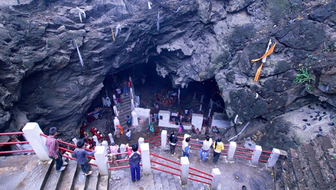 Halesi Mahadev temple visit via Scorpio Jeep