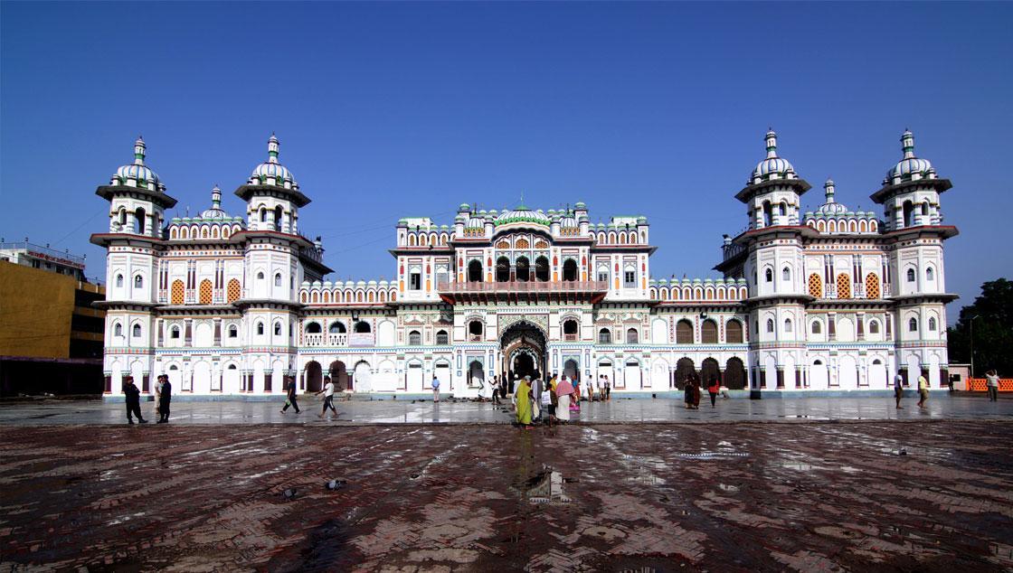 Scorpion Hire for Janakpur Tour