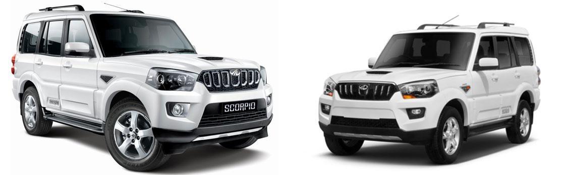 Scorpio Jeep Hire/Rent in Kathmandu