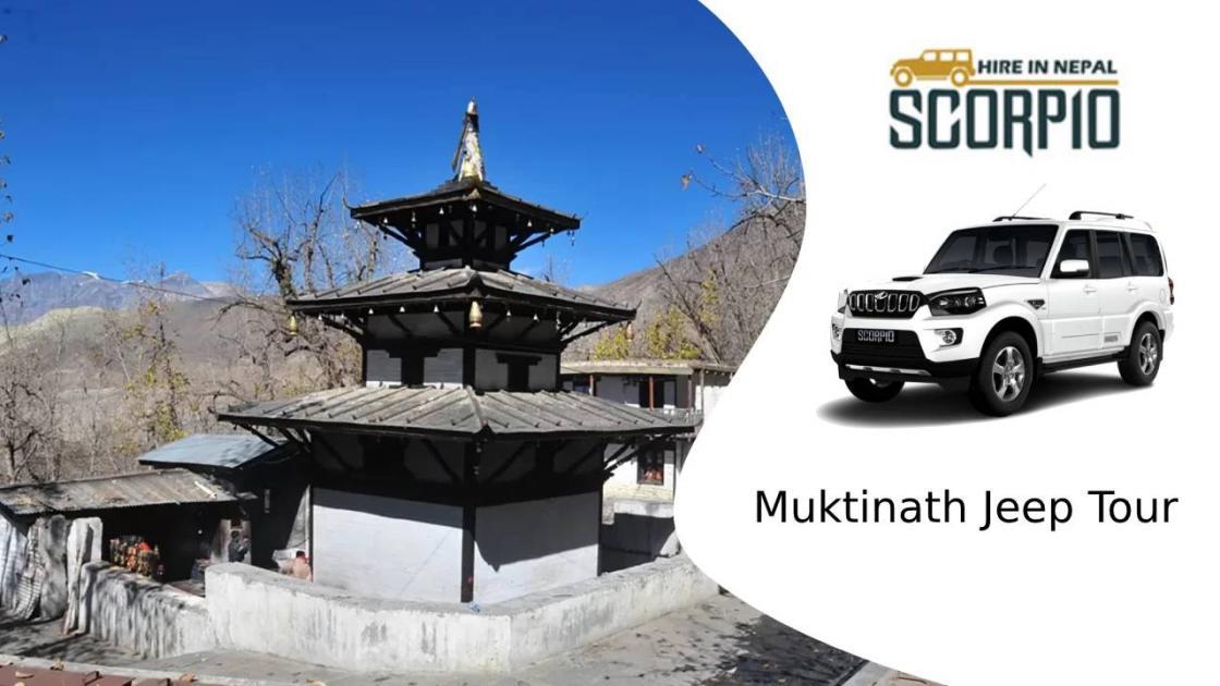 Muktinath Jeep Tour